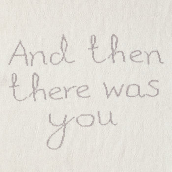 Mini couverture «Then There Was You» - Gris
