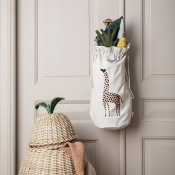 Giraffe Safari Storage Bag