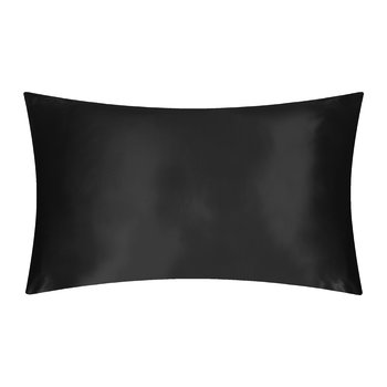 Pure Silk Pillowcase - Black - 51x76cm