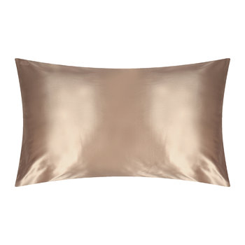 Pure Silk Pillowcase - Caramel - 51x76cm