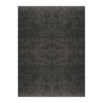 Basketweave Rug - Carbon - 118x183cm