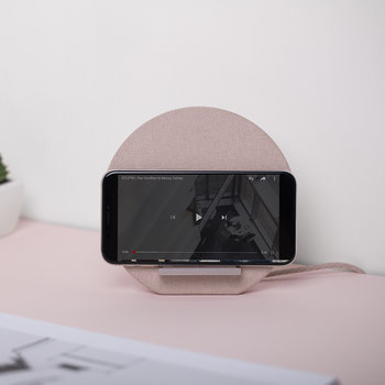 Dock Wireless Charger - Rose