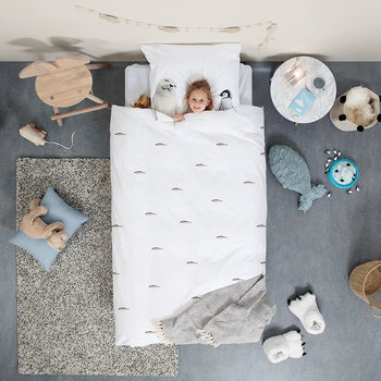 Arctic Friends Duvet Set - Single