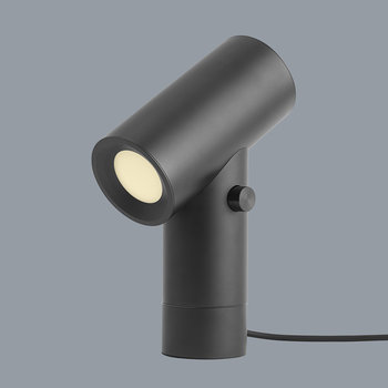 Beam Lamp - Black