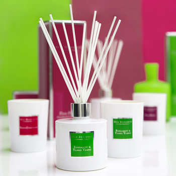 Classic Collection Reed Diffuser - 150ml - Bergamot & Ylang Ylang
