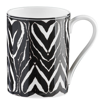 Zebra Fine Bone China Mug