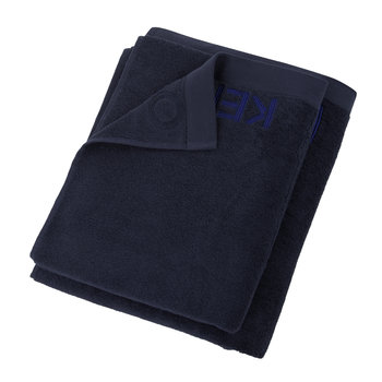 Iconic Towel - Navy
