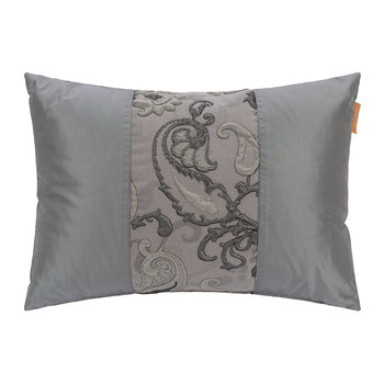 Margot Reversible Cushion - 30x40cm - Grey