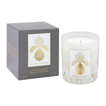 Scented Candle - 200g - Palm Springs