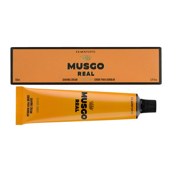 Musgo Real Rasiercreme - Orange Amber