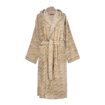 Vanni Hooded Bathrobe - 481