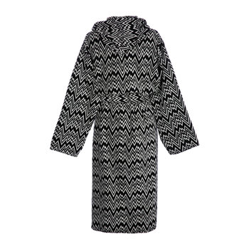 Vanni Hooded Bathrobe - 601