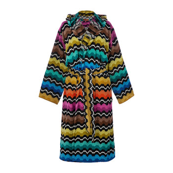 Vasilij Hooded Bathrobe - 160