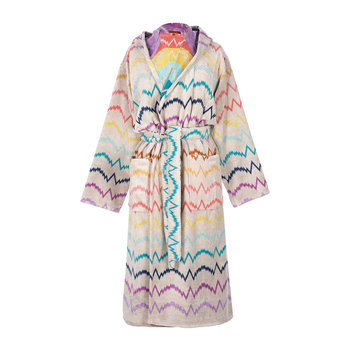 Vera Hooded Bathrobe - 100