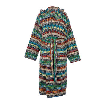 Virginio Hooded Bathrobe - 603