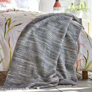Saona Throw - Gray - 150x200cm