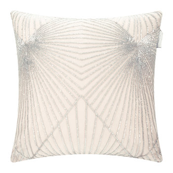 Vanetti Bed Cushion - Blush - 45x45cm