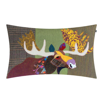 Moose Pillow - 50x75cm