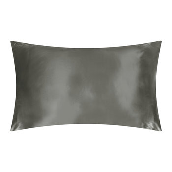 Pure Silk Pillowcase - Charcoal