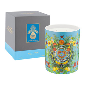 Luxury Scented Candle - 600g - Summer Siesta