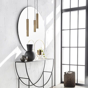 Pin Ceiling Lamp - Brass