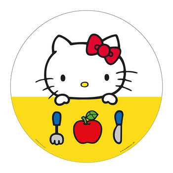 Hello Kitty Apple Tischset