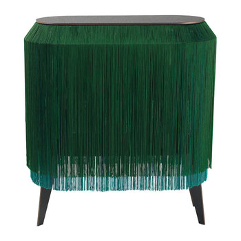 Baby Alpaga Side Table - Sparkling Green