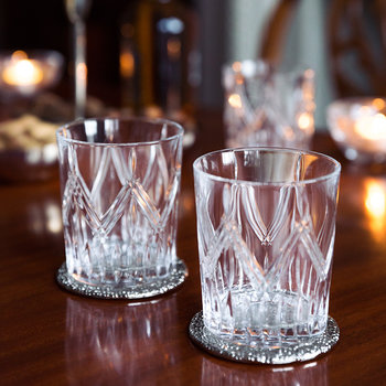 Marquis Lacey Stemware Tumblers - Set of 4