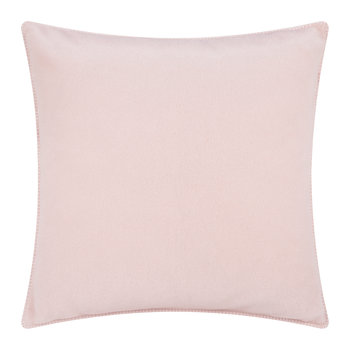 Soft Fleece Cushion - 50x50cm - Dark Rose