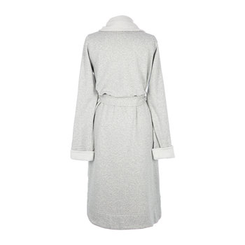 Women's Duffield II Bathrobe - Seal Heather