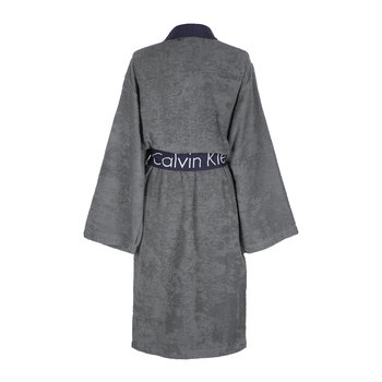 Iconic Bathrobe - Light Grey