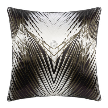 Limited Edition Charlize Cushion - Grey