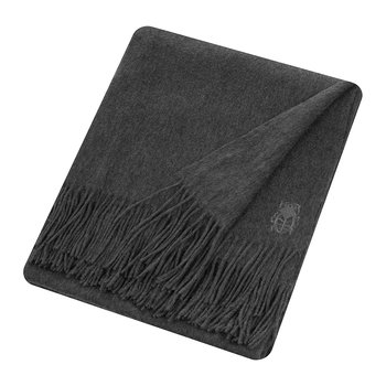 Imagine Cashmere Blanket - 130x180cm - Anthracite