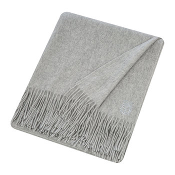 Imagine Cashmere Blanket - 130x180cm - Light Grey