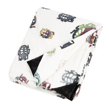Jags Family Blanket - 150x200cm - Off White