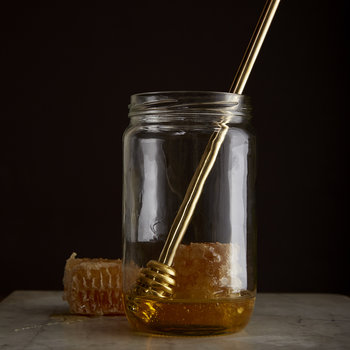 Honey Dipper - Brass