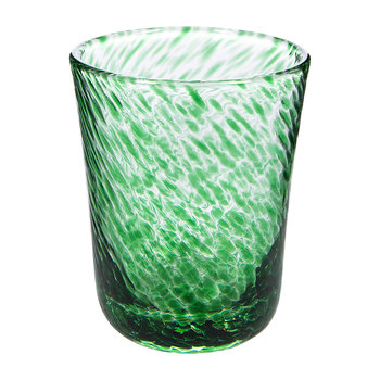 Vanessa Old Fashioned Tumbler - Green