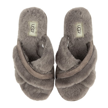 Women's Abela Slippers - Slate