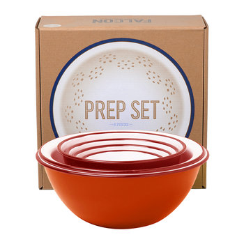 Prep Set - Pillarbox Red