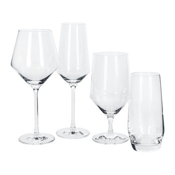 Pure Beer Glasses - Set of 6