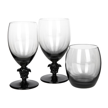 Medusa Lumiere 2nd Edition White Wine Glasses - Set of 2 - Haze