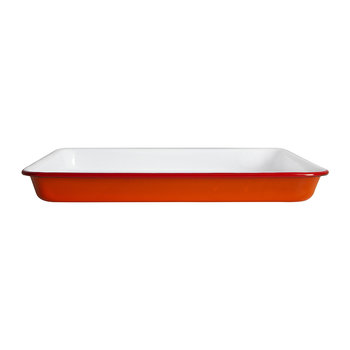 Baking Dish - Pillarbox Red