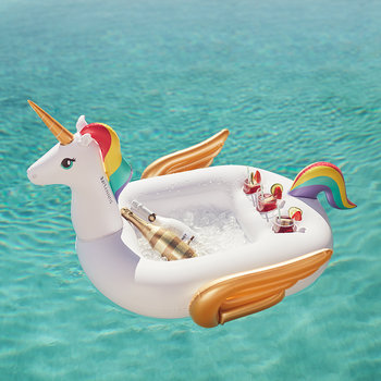 Inflatable Unicorn Pool Bar