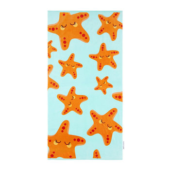 Children's Starfish Towel