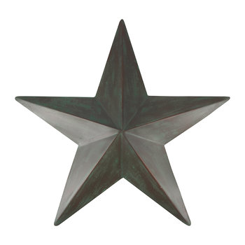 Santorini Decorative Star - Grey - Extra Large