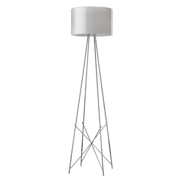 Ray F Floor Lamp - Grey