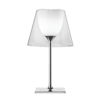 KTribe T Table Lamp with Dimmer - Transparent - T2 with Dimmer