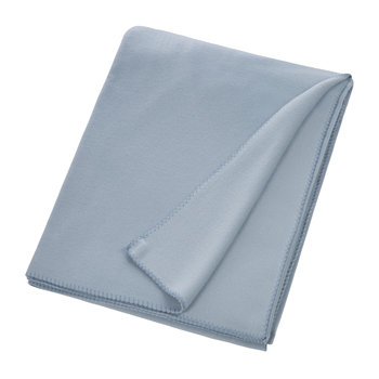 Large Soft Fleece Blanket - Water