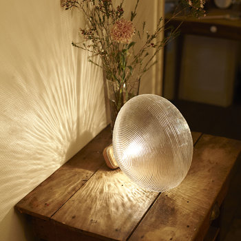 Tidelight Blown Glass Table/Floor Lamp