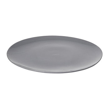 Tisvilde Dinner Plate - Porcelain Gray